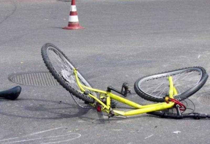 В Барде автомобиль сбил велосипедиста