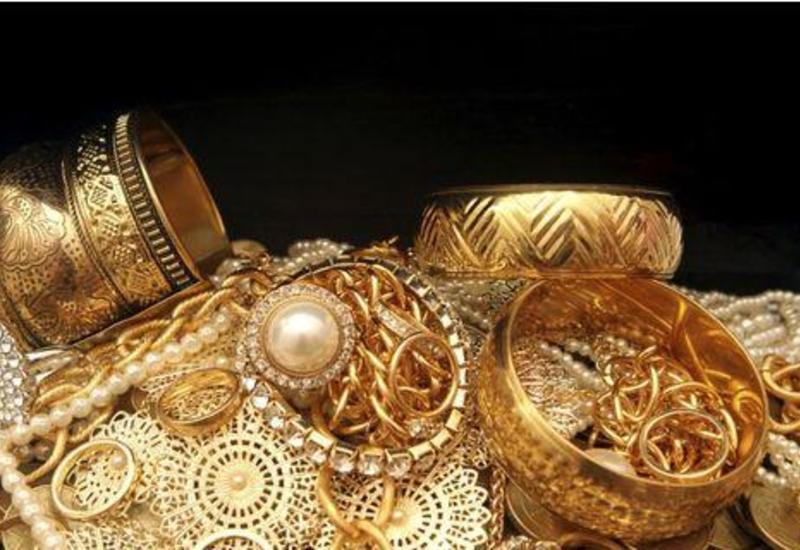 Azərbaycanda qızıl və gümüş bahalaşdı