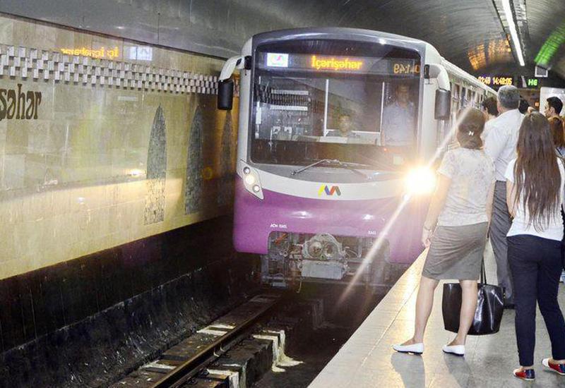Бакинское метро будет работать круглосуточно
