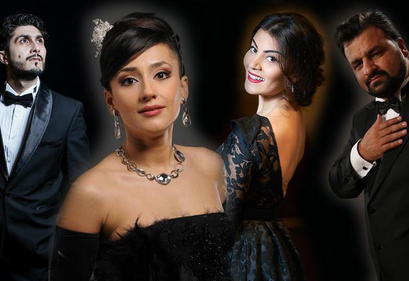 В Баку пройдет гала-концерт «Viva Opera»