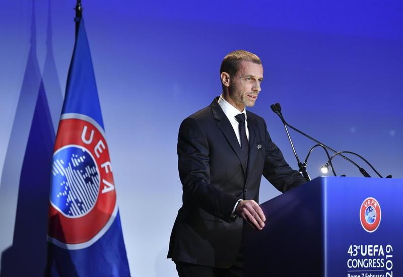 Президент УЕФА назвал организацию финала Лиги Европы в Баку идеальной