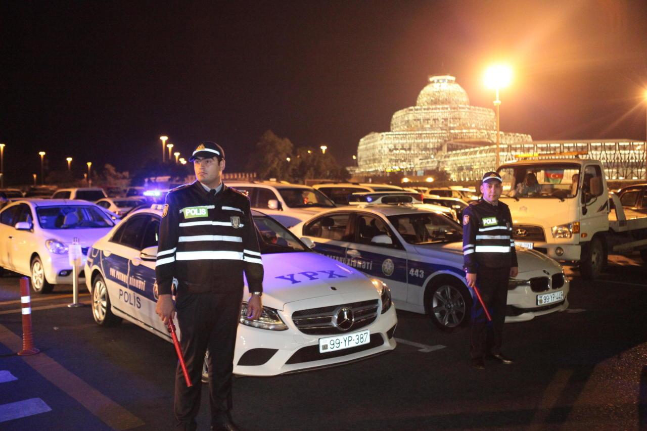 МВД Азербайджана об обеспечении безопасности болельщиков финала Лиги Европы УЕФА