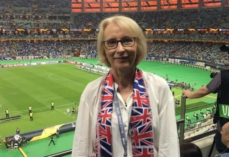 Посол Великобритании: Баку замечательно организовал финал Лиги Европы