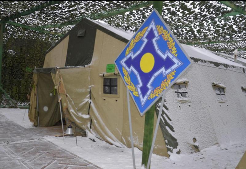Азербайджан в ОДКБ?