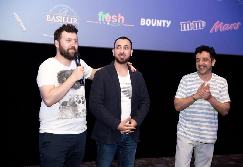 """В CinemaPlus прошёл показ французского комедийного фильма """"Плейбой под прикрытием"""""""