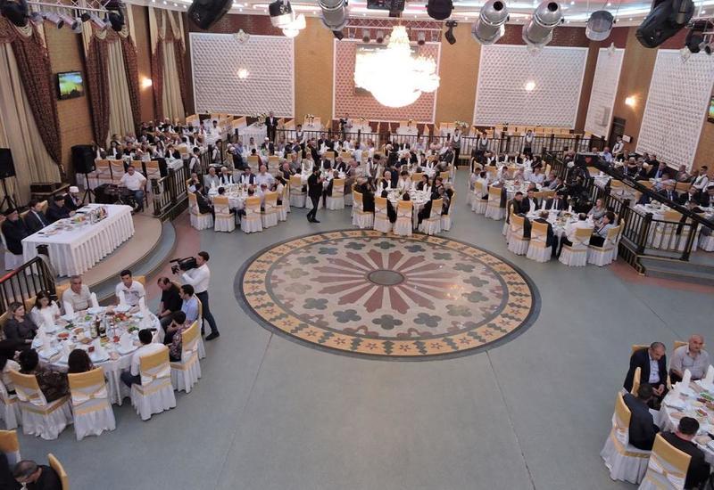 Фонд Гейдара Алиева организовал ифтар в Шеки и Пираллахи
