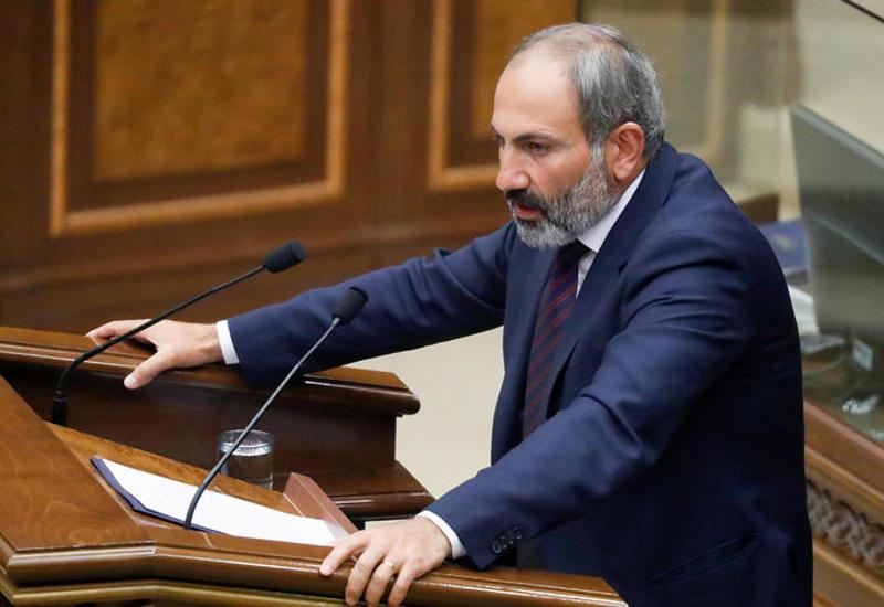 Пашинян признал силу Азербайджана