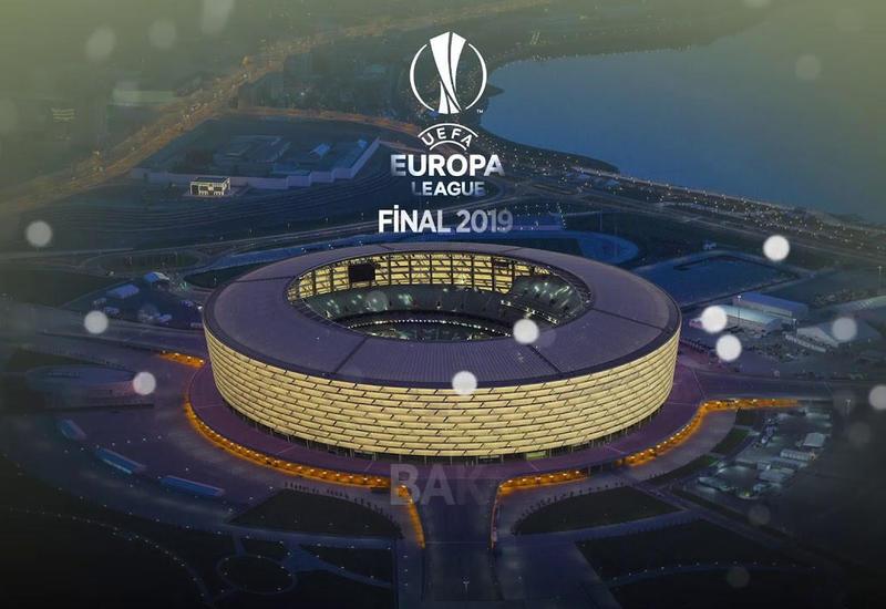 Весь мир стал свидетелем высокого уровня организации в Баку финала Лиги Европы