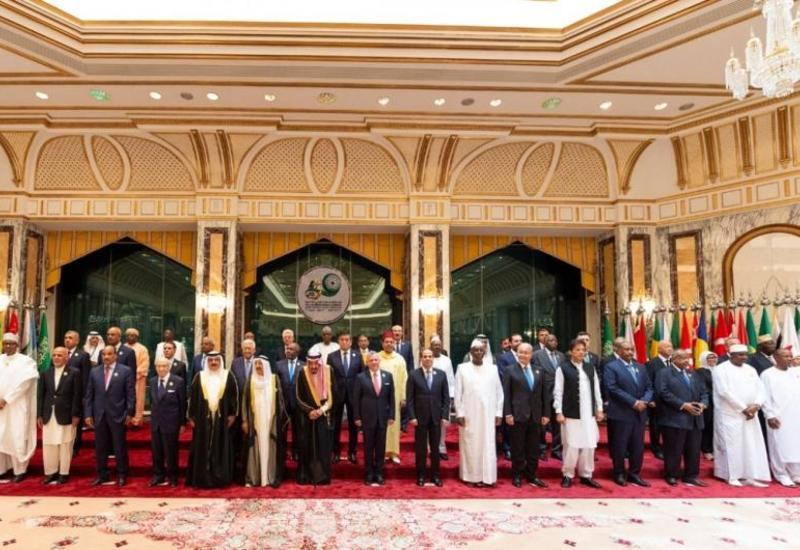Новруз Мамедов на саммите глав государств и правительств стран-членов ОИС в Мекке