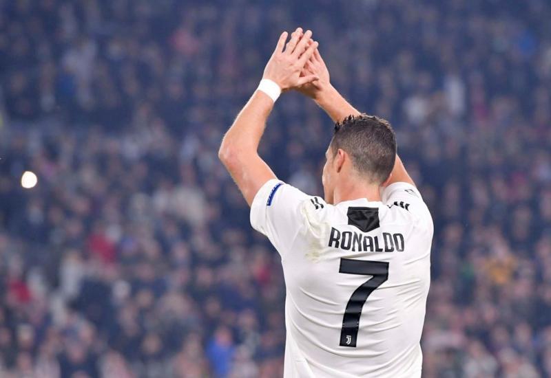 Роналду забил лучший гол в текущем сезоне Лиги чемпионов