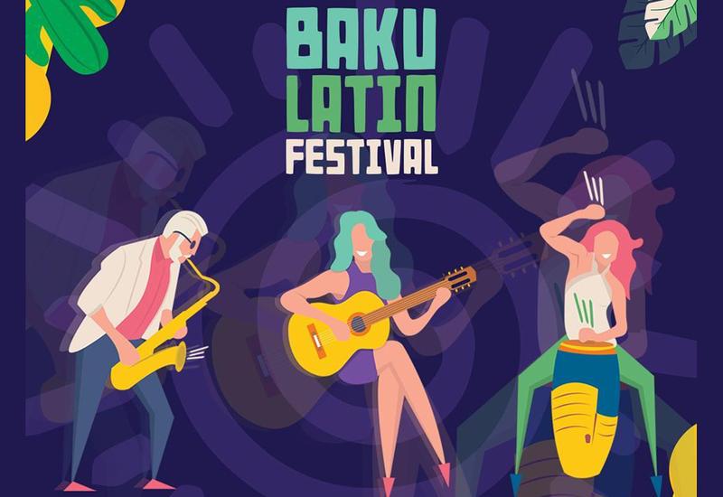 Программа первого Фестиваля латиноамериканской музыки в Баку