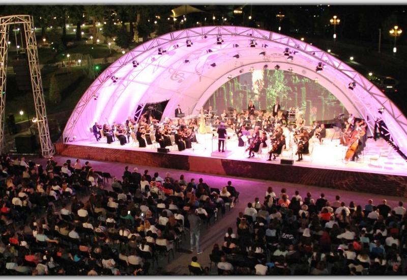 Полная программа Музыкального фестиваля в Габале