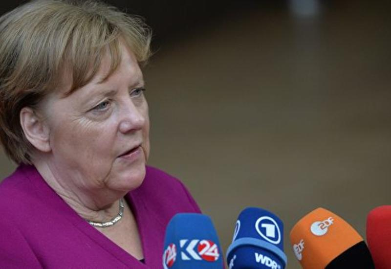 Меркель призвала решать торговые конфликты с США путем переговоров