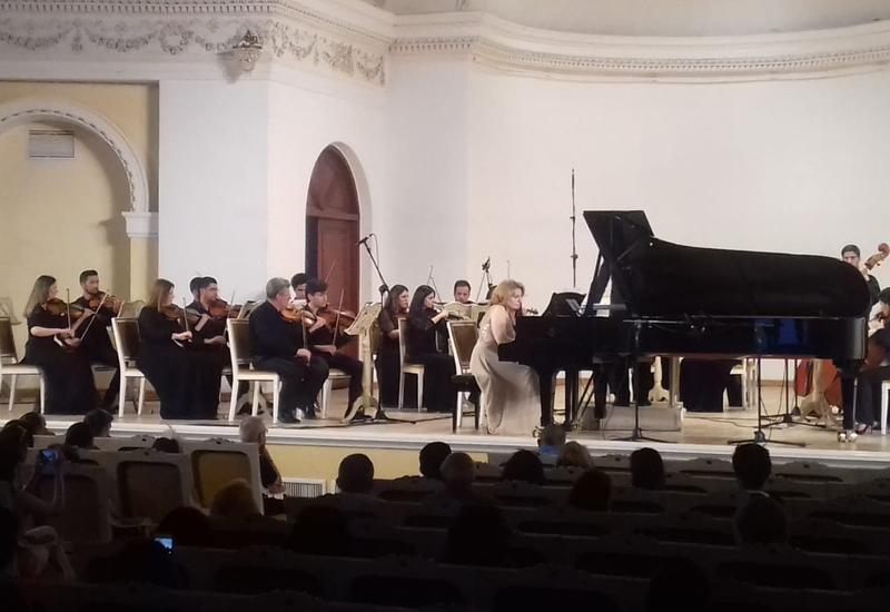 В Филармонии прошел прекрасный концерт камерного оркестра