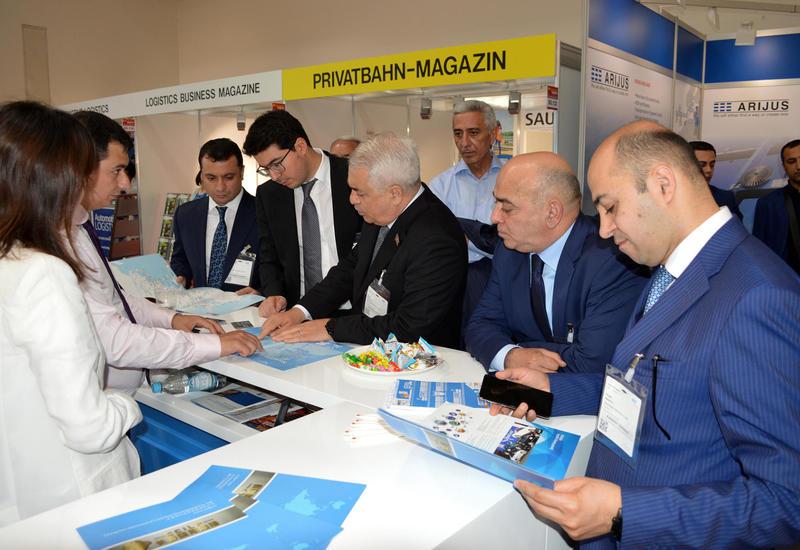 Азербайджан впервые представлен на крупнейшей транспортной выставке Европы