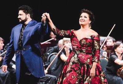 Армянская провокация против всемирно известного азербайджанского певца  - вся Армения против Юсифа Эйвазова - ФОТО