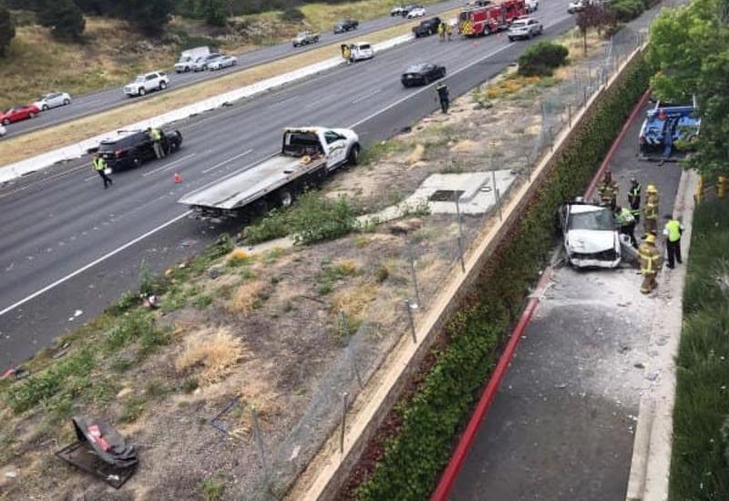 В Калифорнии пьяный водитель устроил смертельное ДТП