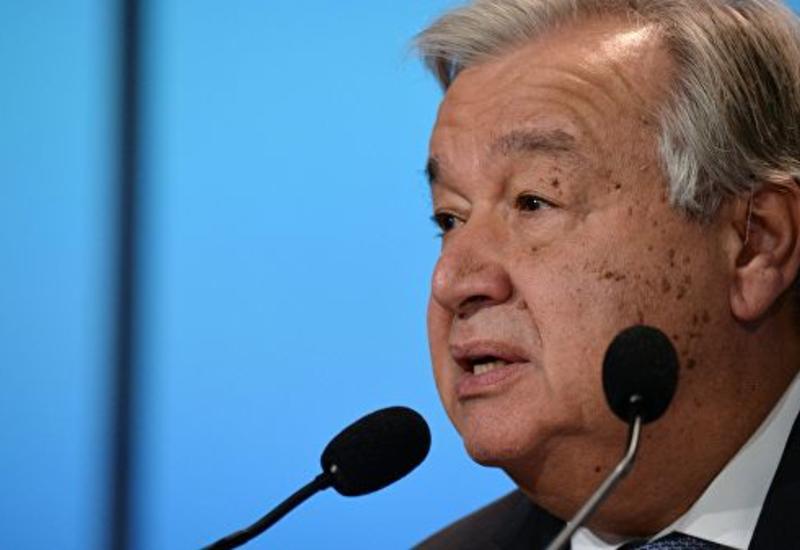 Генсек ООН призвал приложить усилия, чтобы избежать новой холодной войны