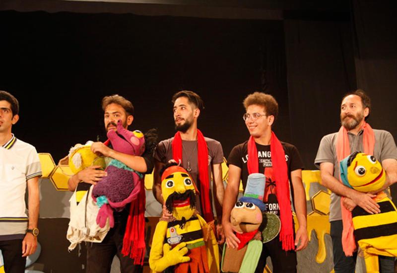 Для детей и о детях - в Лянкяране впервые прошел международный театральный фестиваль