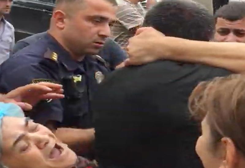 Армяне в Ахалкалаки подрались с полицией - в город стягивается спецназ