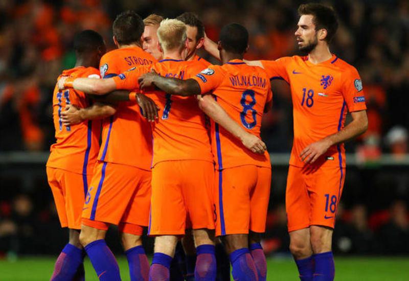 Нидерланды вышли в финал Лиги наций по футболу