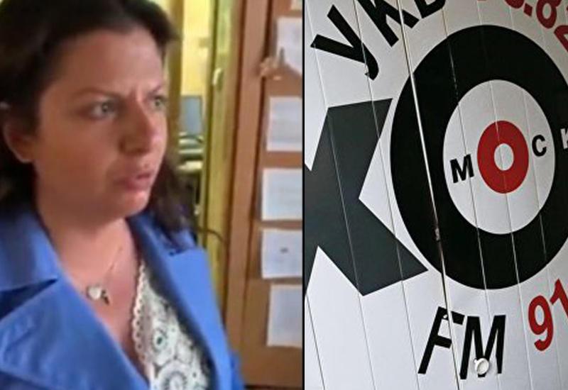 Симоньян вляпалась в очередной скандал в Москве