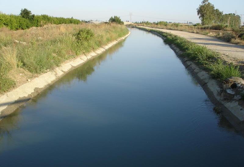 На Гейчайском канале начаты ремонтные работы