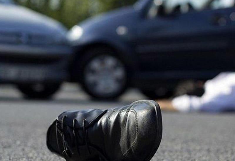 "В Сабирабаде ""Mercedes"" сбил пешехода"