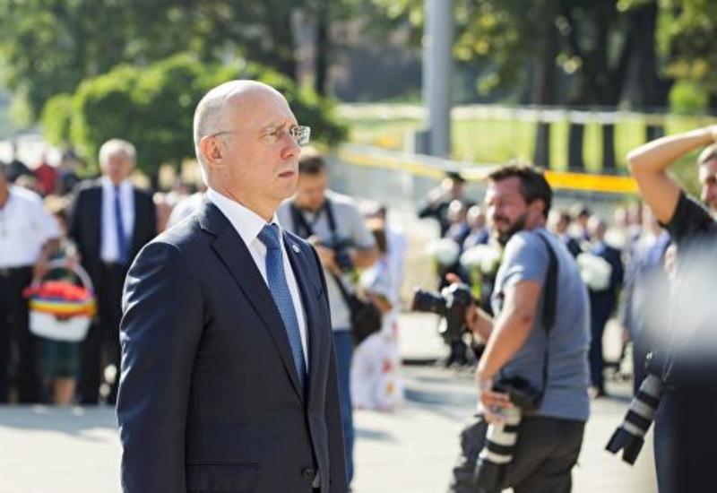 КС Молдовы передал полномочия президента и.о. премьера Павлу Филипу