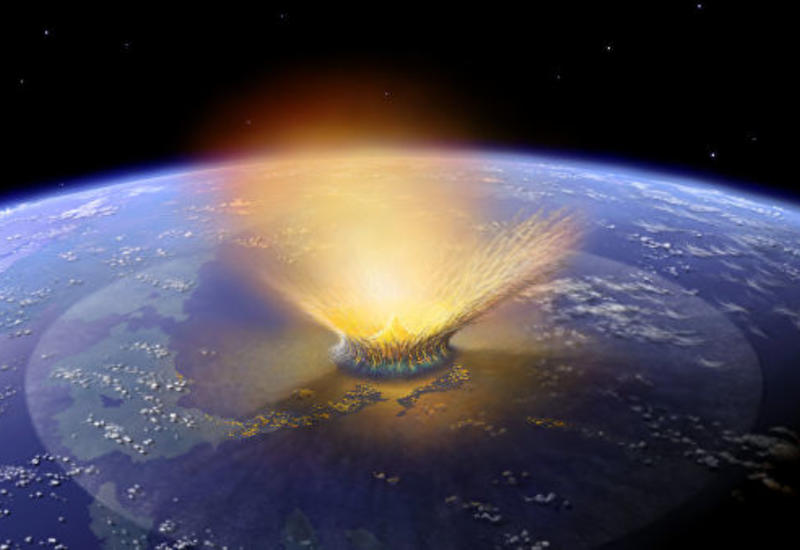"""Геологи нашли следы астероидного """"конца света"""" в Великобритании"""