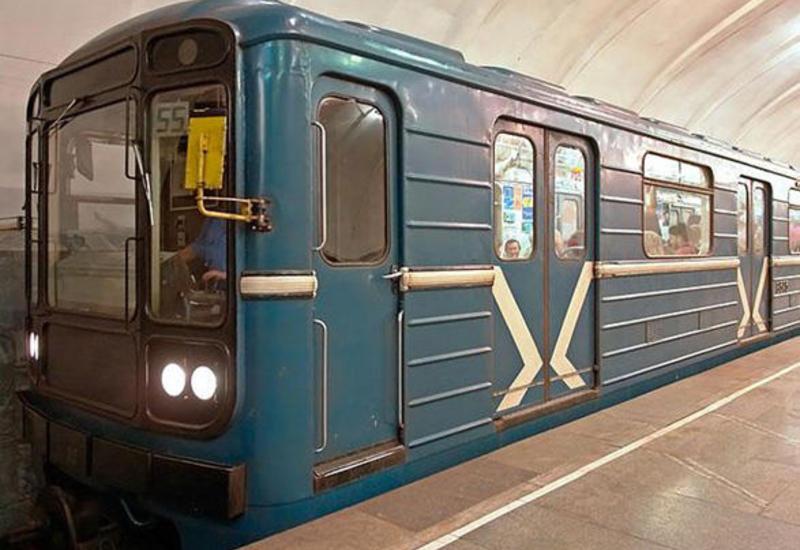 Бакинское метро избавится от десятков старых вагонов