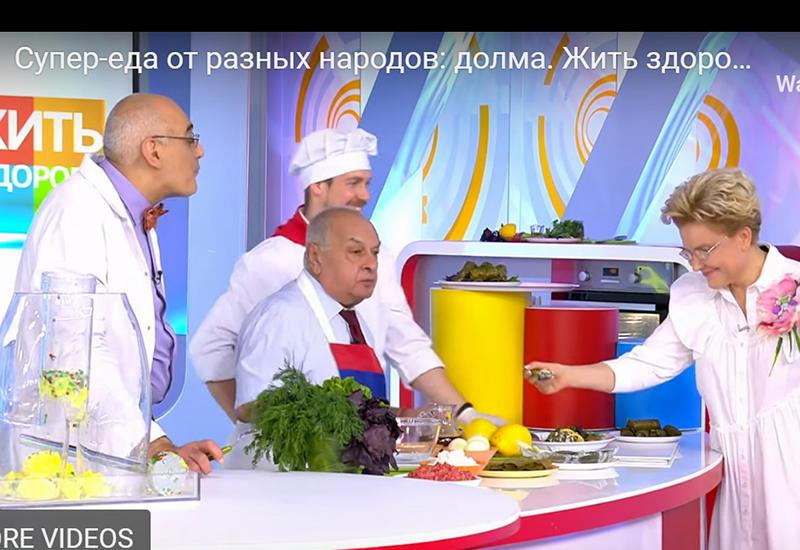 Нездоровая пропаганда в передаче о здоровье на Первом канале