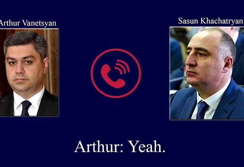 Пашинян свалил свой позор на иностранных шпионов