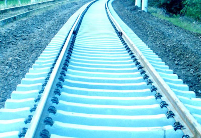 Завершаются работы на грузинском участке железнодорожной линии Баку-Тбилиси-Карс