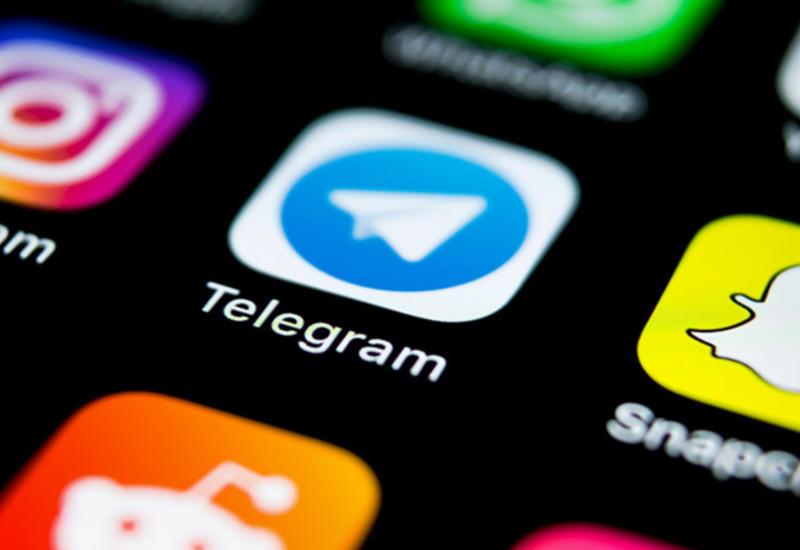 В работе мессенджера Telegram наблюдаются сбои
