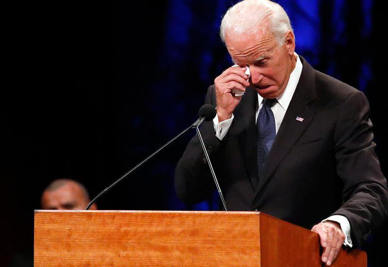 Байден пообещал вылечить рак на посту президента