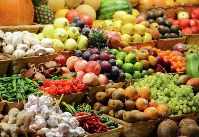 Азербайджан значительно увеличил экспорт сельхозпродукции