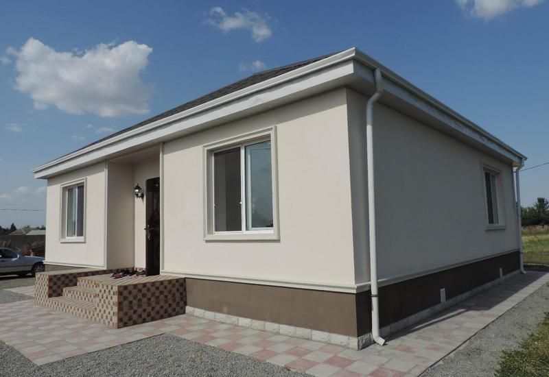 Фонд Гейдара Алиева построил частный дом для инвалида Карабахской войны