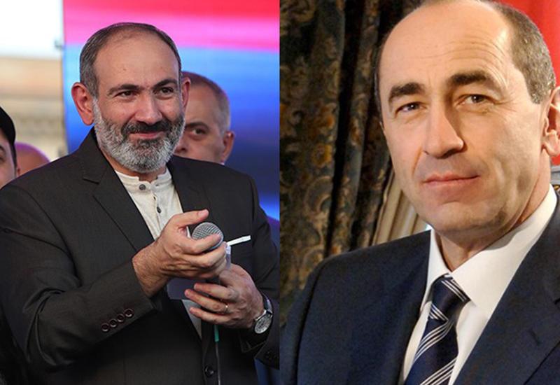 Никол Пашинян решил спасти Роберта Кочаряна?