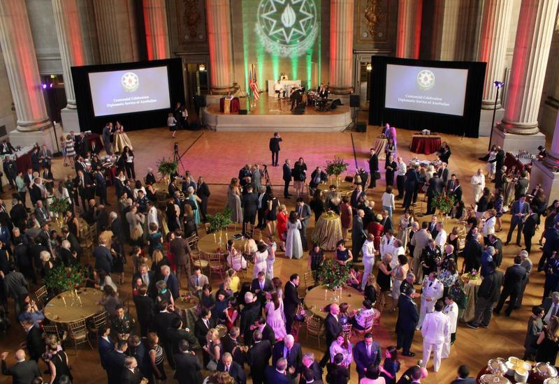 В Вашингтоне состоялся торжественный прием по случаю Дня Республики Азербайджана