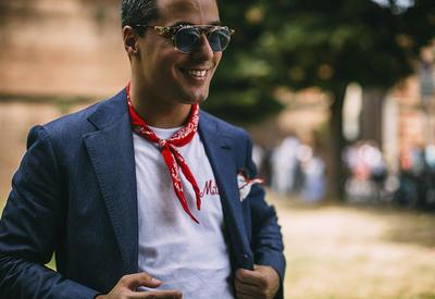"""Вдохновляемся - Яркие стритстайл-образы модников во Флоренции <span class=""""color_red"""">- ФОТО</span>"""