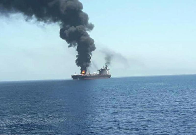 МИД Ирана отверг обвинения США по инциденту в Оманском заливе