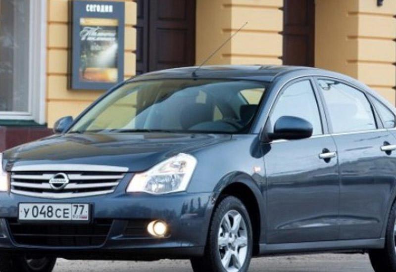Sankt-Peterburqda azərbaycanlının avtomobili gözü qarşısında qaçırıldı
