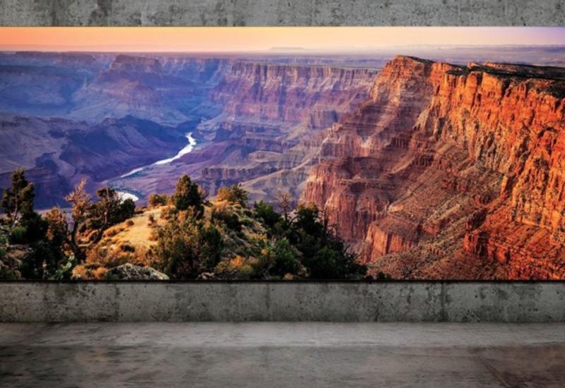 «Неповторимый телевизор The Wall Luxury представила Самсунг «Техноблог