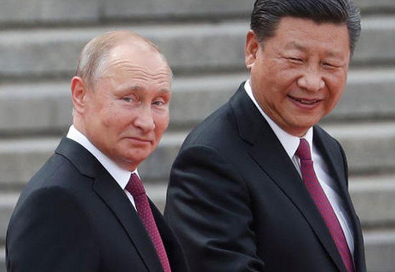 Putinin çinli həmkarına gözlənilməz hədiyyəsi