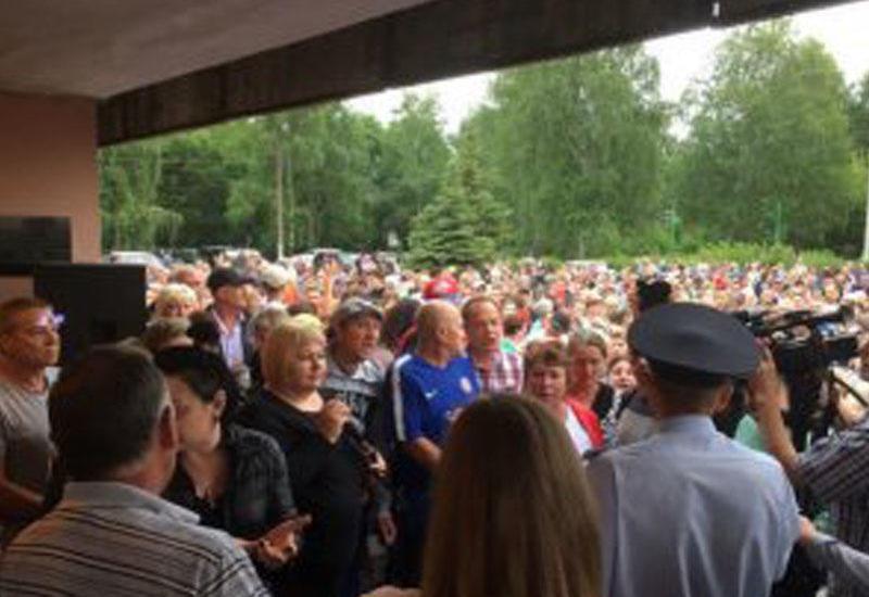 Ruslarla qaraçılar arasında kütləvi dava: ölən və yaralananlar var - VİDEO