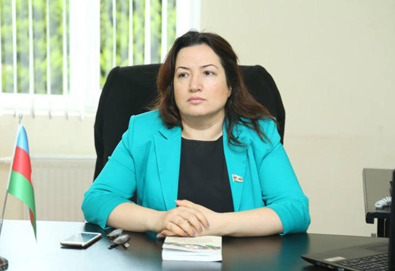 """Deputat: """"Milli Qurtuluş Günü Heydər Əliyev əzəmətinin təntənəsidir"""""""