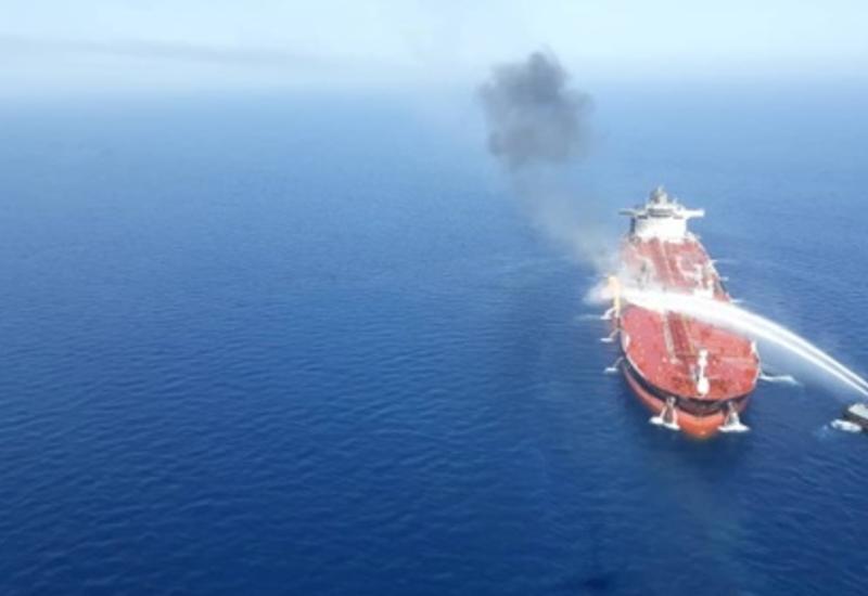 Иран заподозрили в попытке подстрелить американский дрон в Оманском заливе