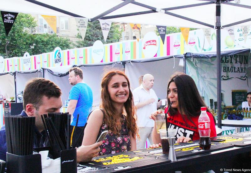 В Баку открылся Baku Food Festival