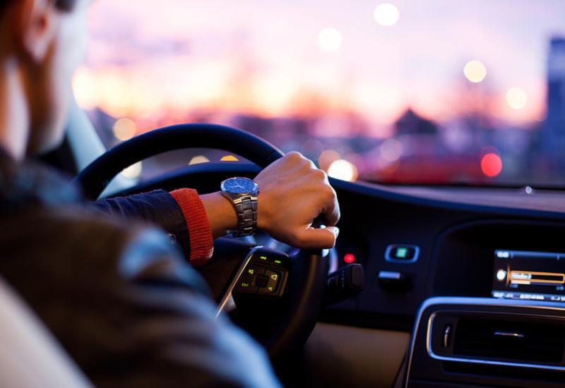 Новый запрет для водителей в Азербайджане